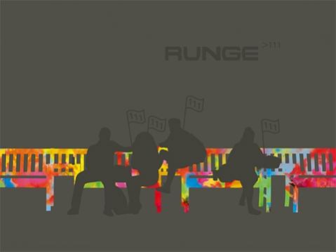 Stadtmobiliar von Runge im Blackbook zusammengefasst